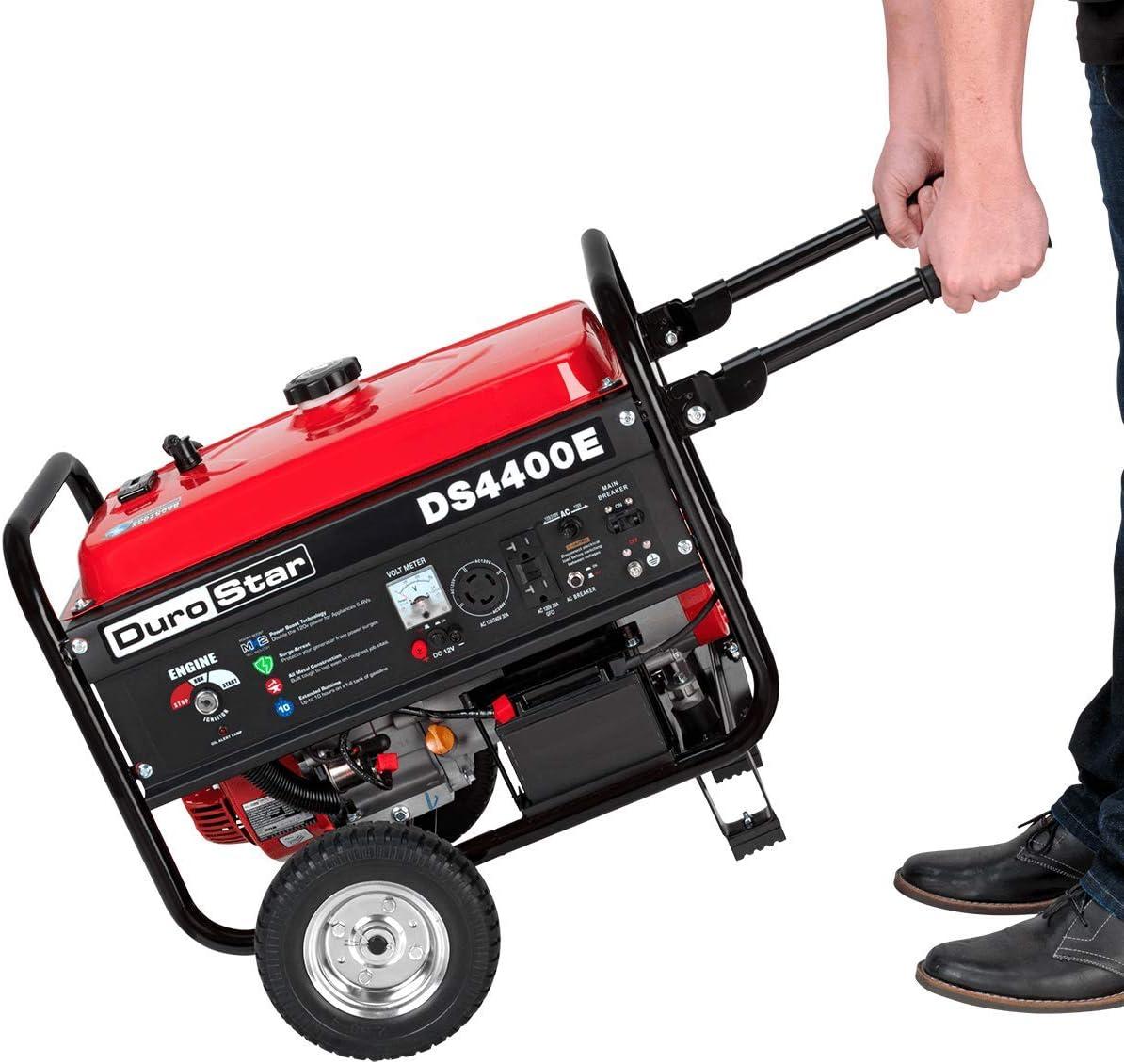 Amazon.com: DuroStar, generador de gas RV con arranque ...