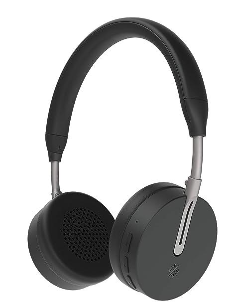 Kygo A6 500 Cuffie Wireless On-Ear (Cuffie Bluetooth con microfono e  funzione dbd84216c1e3
