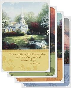 Thomas Kinkade Encouragement Greeting Cards Boxed Set
