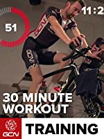 30 Minute High Intensity Indoor Cycling Workout