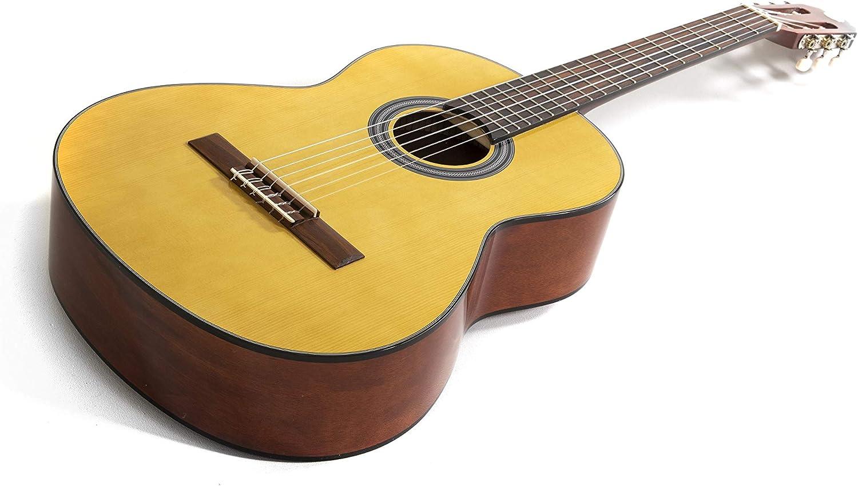 NAVARRA special poppy honey NV140, guitarra clásica 4/4 ...