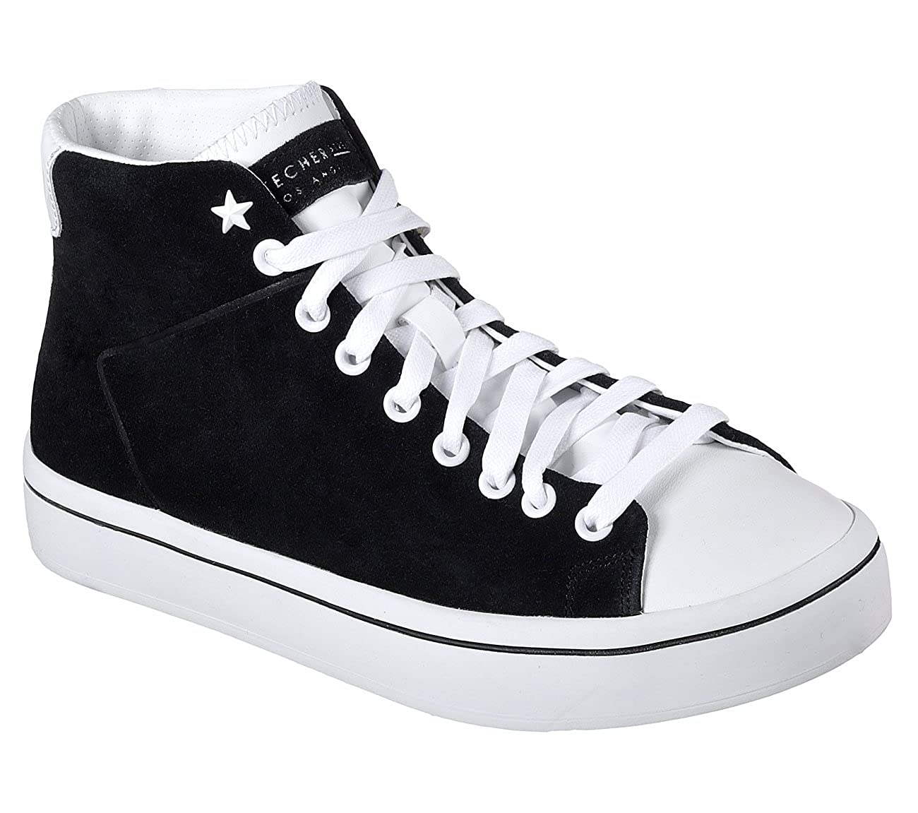 Skechers Street Damen High Top Sneaker H-Lite Sugar High Schwarz  39 EU