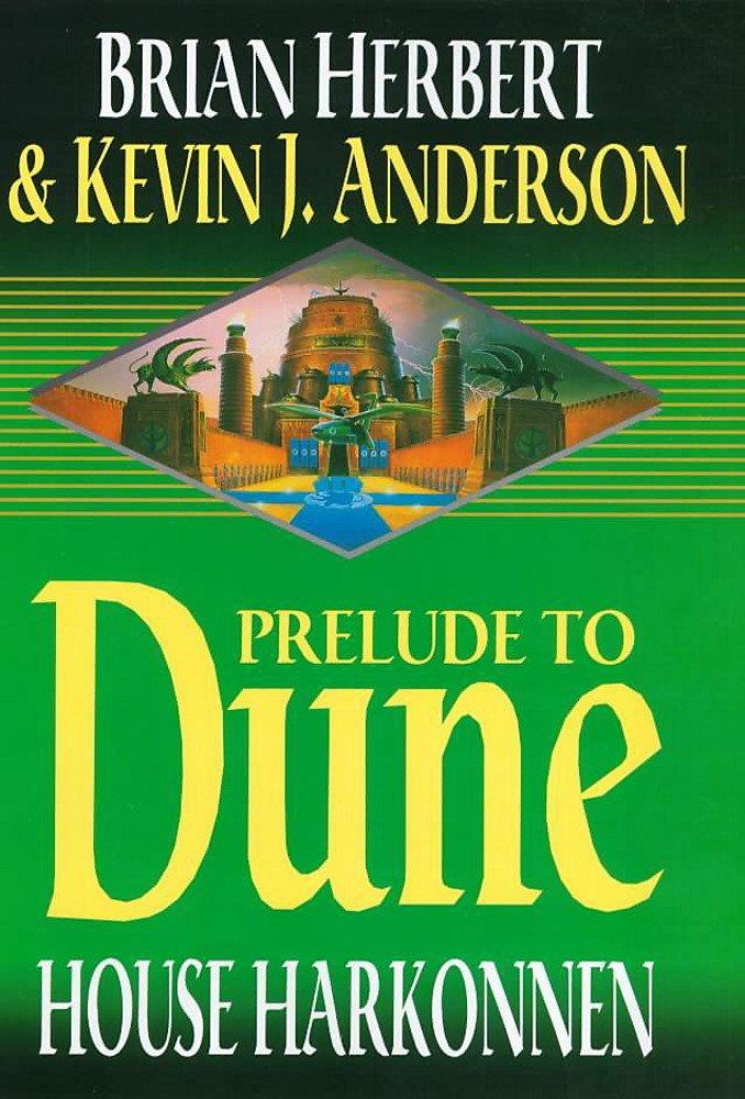 Read Online House Harkonnen * Dune ebook