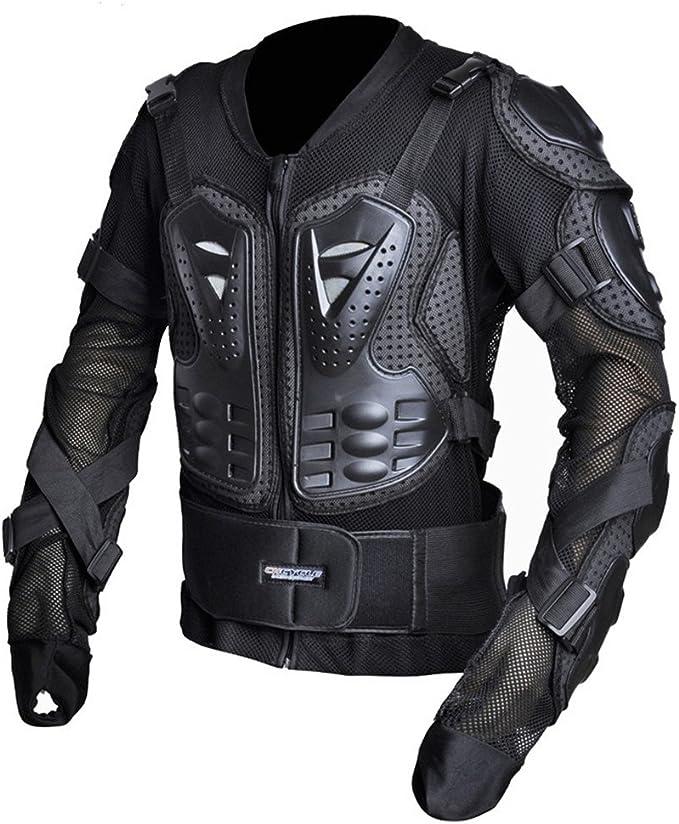 Akaufeng Mtb Protektor Motorrad Schutzkleidung Protektorenhemd Protektorenjacke Motorrad M 4xl Bekleidung
