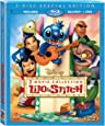 Lilo & Stitch / Lilo & Stitch: Stitch Has A Glitch Two-Movie Collection (Three Disc Blu-ray / DVD Combo)