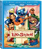 Lilo & Stitch / Lilo & Stitch: Stitch Has A Glitch Two-Movie Collection (Three Disc Blu-ray / DVD Combo)
