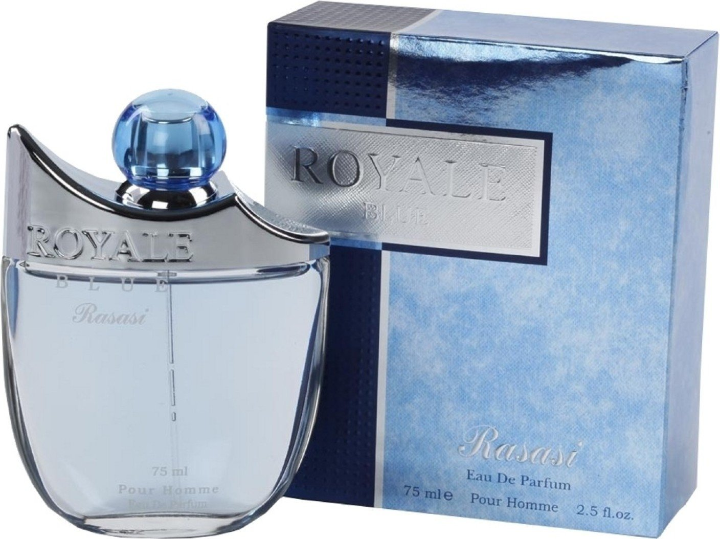 Rasasi Royale Blue EDP - 75 Ml(for Men)