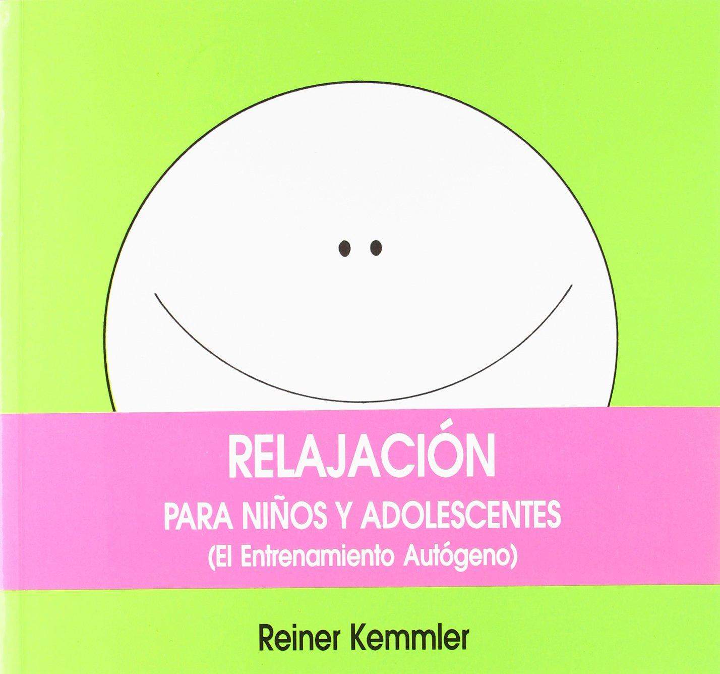 EL ENTRENAMIENTO AUTÓGENO: Relajación para niños y adolescentes Tapa blanda – 15 may 2009 Reiner Kemmler J. Manuel Vilanova Ingrir Böller TEA Ediciones