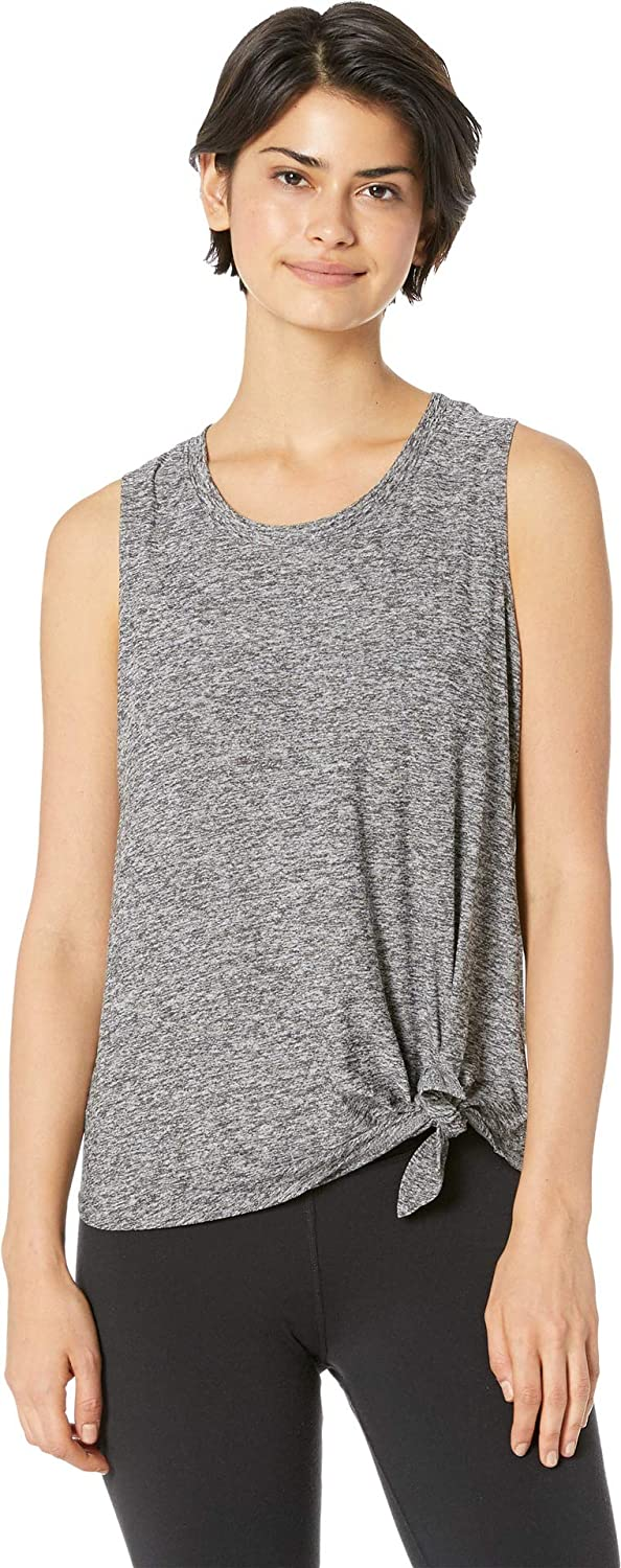 BLKSD Beyond Yoga Featherweight Spacedye All for Ties Tank