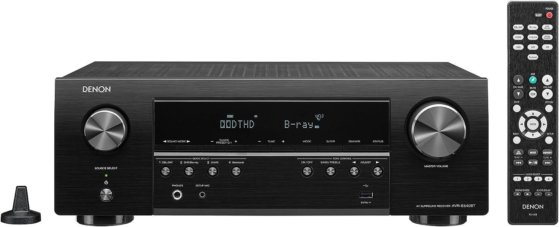 Denon AVR-S540BT Receiver