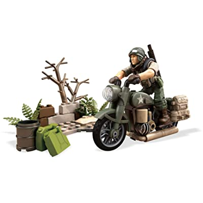 Mega Construx Call Of Duty, Bike: Toys & Games