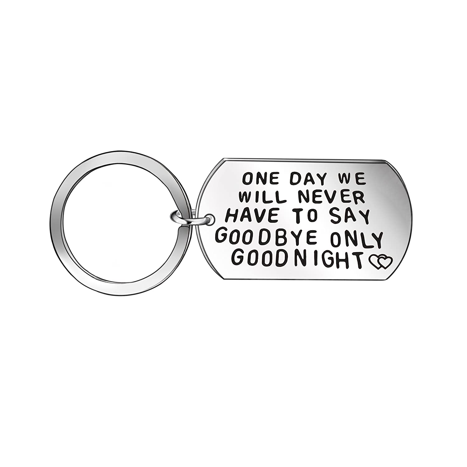 Couples Jewellery Key Chain Ring Keychain Family Lovers Boyfriend Gift Present