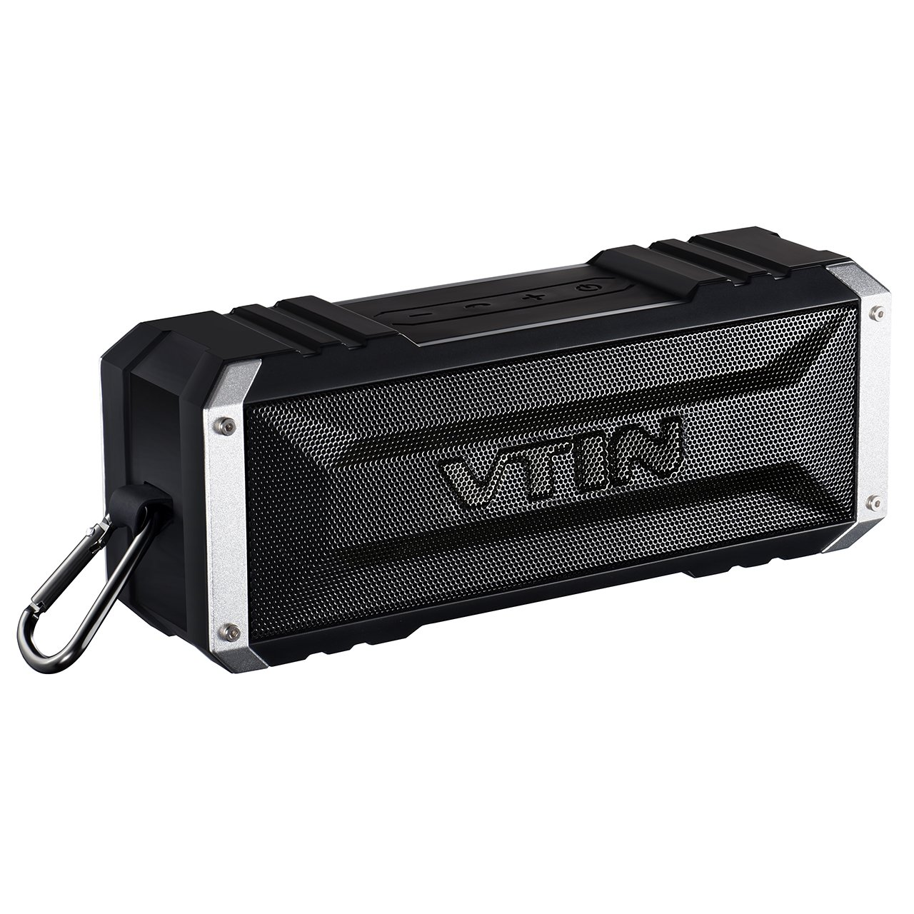 Amazon.com: Vtin 20 Watt Waterproof Bluetooth Speaker, 25 Hours ...