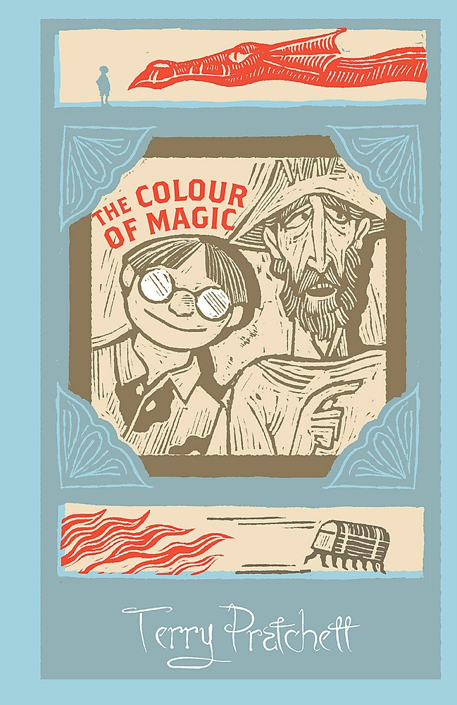 Download The Colour of Magic: Discworld: The Unseen University Collection ebook
