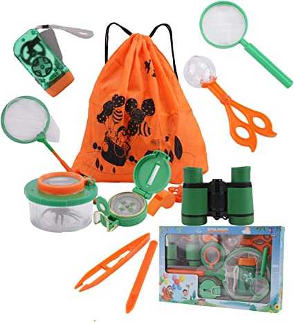 Magnifying Glass Party Bag Toys,Party gifts,Children/'s Party,Toys Bug Hunt
