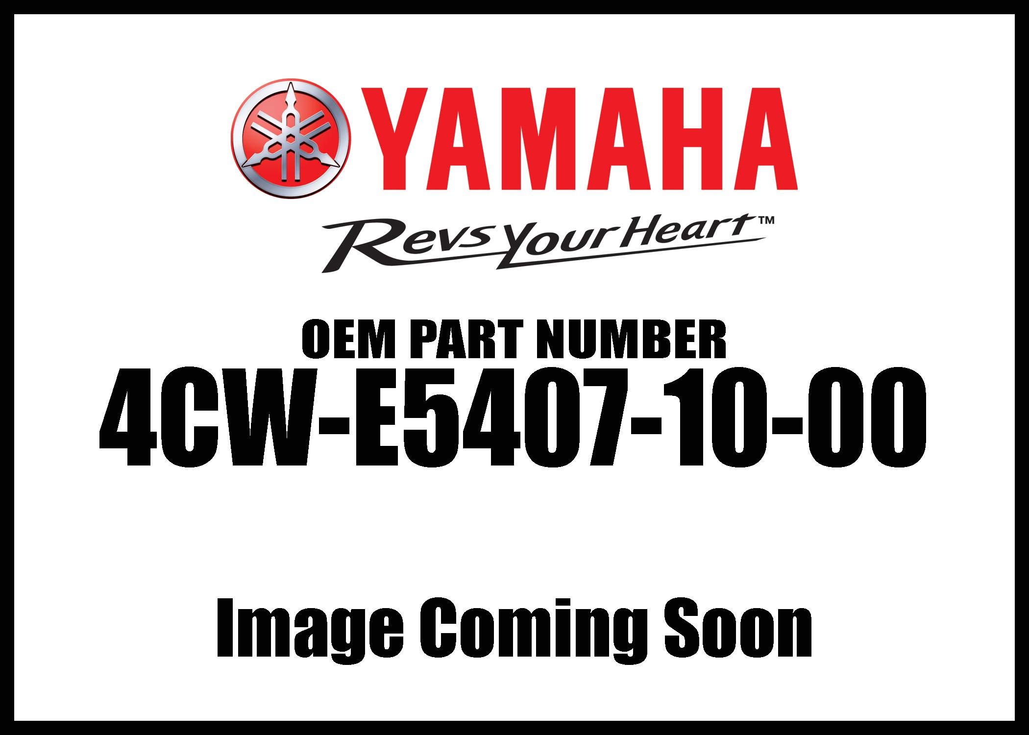 Yamaha 4CW-E5407-10-00 Element 1; 4CWE54071000 Made by Yamaha