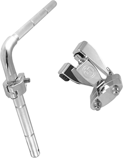 1//2 to 3//8 Universal bass Drum clamp to Mount Small percussions L-Armes LP2141 LP Latin Percussion LP Claw Hook incl