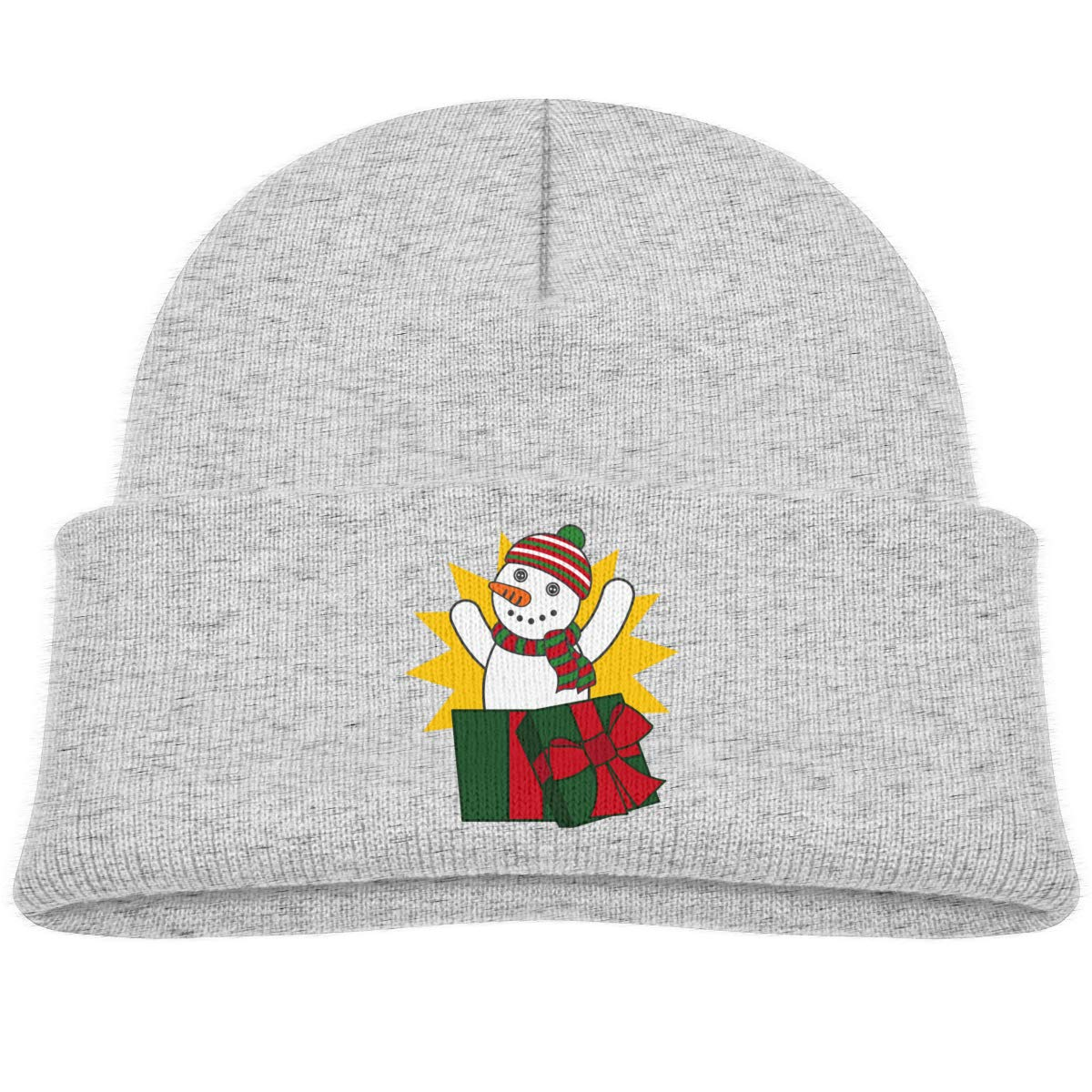 Snowman Infant Skull Hat Baby Girl Beanies Caps