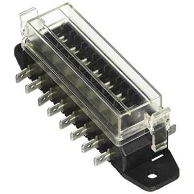 HELLA H84960111 8-Way Lateral Single Fuse Box: Automotive