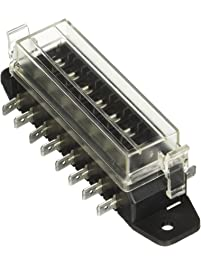 hella h84960111 8-way lateral single fuse box