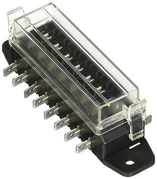 amazon com hella h84960111 8 way lateral single fuse box automotive hella h84960111 8 way lateral single fuse box