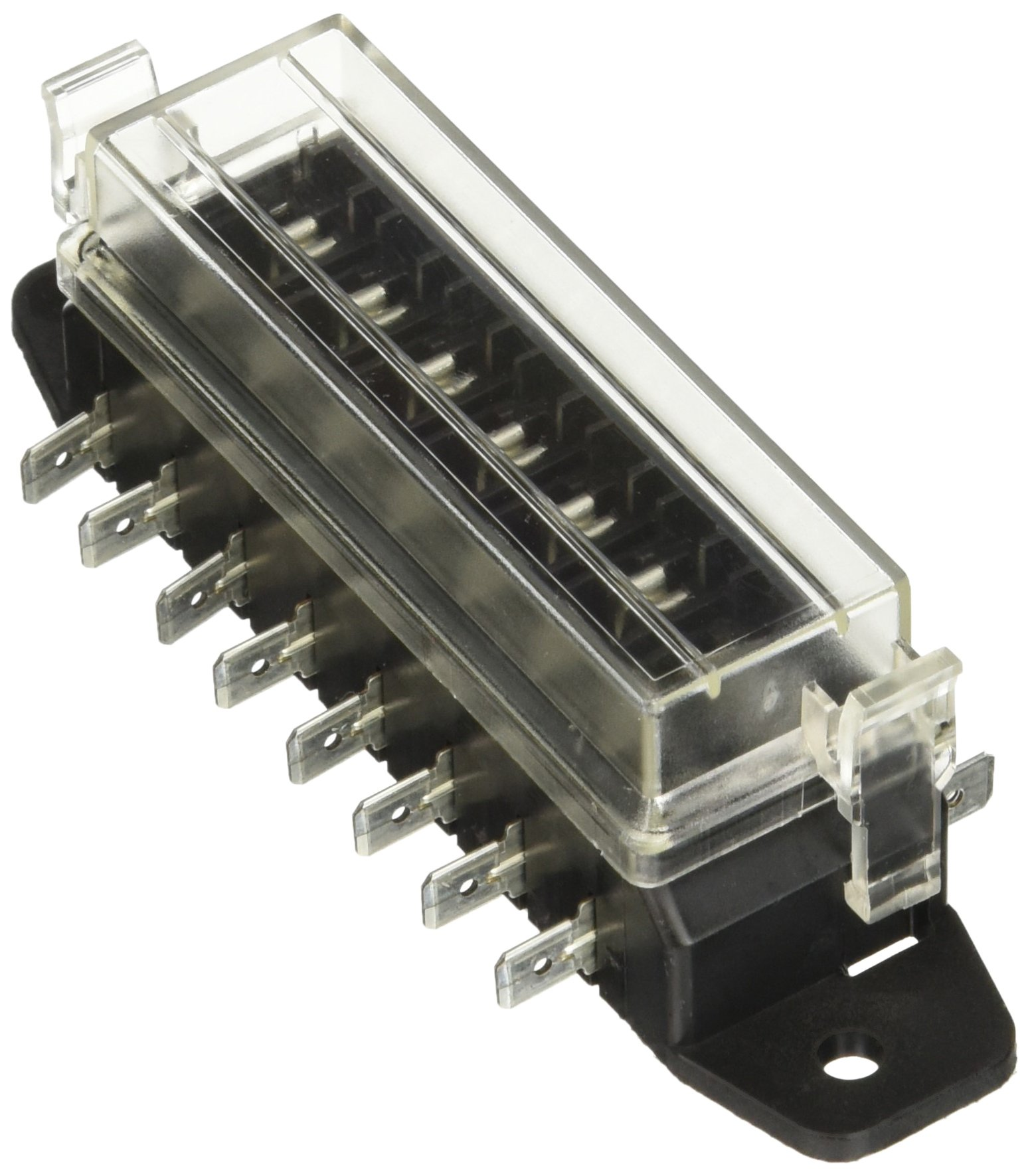 Hella H84960111 8 Way Lateral Single Fuse Box Automotive International Connector