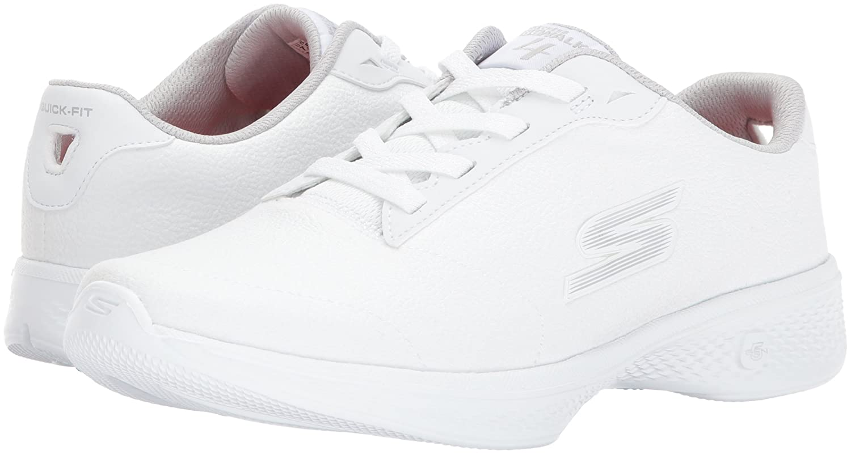 Para Mujer Skechers Van Andando Blanco 7uVLx4r