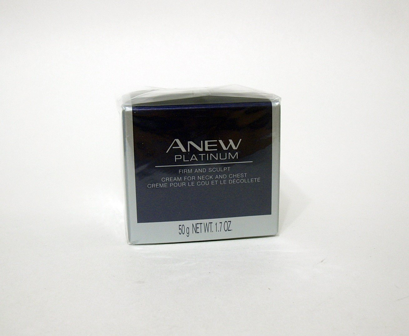 Avon ANEW Platinum Firm and Sculpt Cream For Neck and Chest 50g Avon Products
