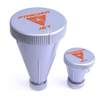 Amazoncom PowderJet Supplement Powder Fill N Go Funnel Protein