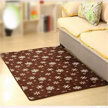 Qianmo Carpet Wohnzimmer Tisch Sofa Schwebende Fenster Teppich Bett