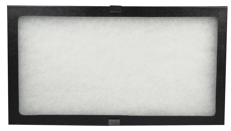 SE JT9214 Glass Top Display Box with Metal Clips, 14.5 x 8 x 0.75 Sona Enterprises