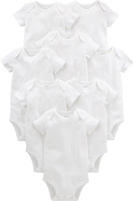 Vest Extender 100/% Cotton 13 x 9 cm White High Quality N7Z 3PCS Baby Bodysuit