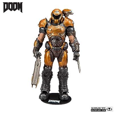 McFarlane Toys Doom Slayer: Phobos Variant Action Figure: Toys & Games