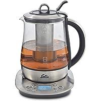Solis Tea Kettle Digital 5515 waterkoker, 2 in 1 functie: waterkoker en theemaker in 1, instelbare temperaturen en…