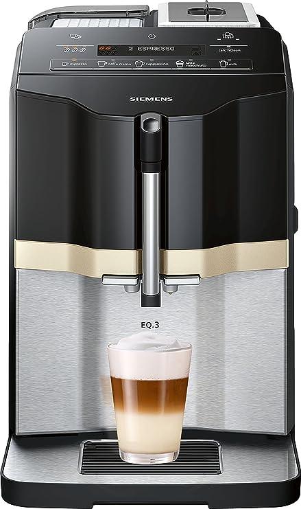 Siemens TI305206RW - Cafetera (Independiente, Máquina espresso, 1,4 L, Molinillo