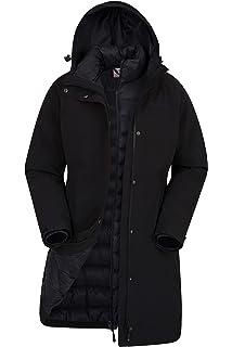 086d30cb8b0b Mountain Warehouse Aurora Womens Down Jacket - Waterproof Ladies ...