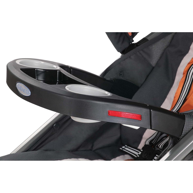 Graco Fastaction Fold Jogger Click Connect Stroller Azalea