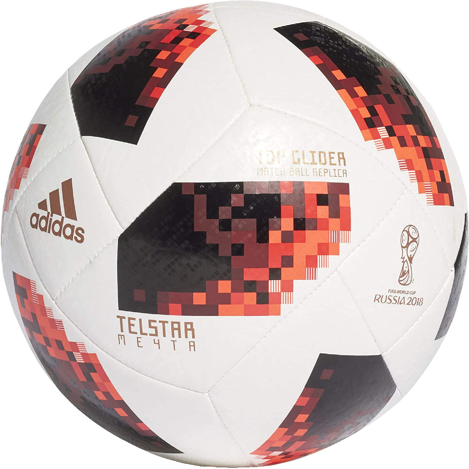 Adidas Men S Fifa Fussball Weltmeisterschaft Knockout Top Glider Ball Football Amazon Co Uk Sports Outdoors