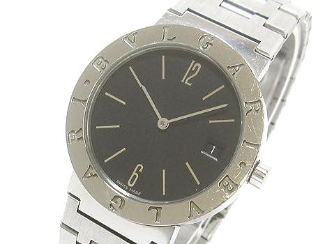 save off a7465 c23c3 Amazon | [ブルガリ]BVLGARI 腕時計 クォーツ ブルガリブルガリ ...