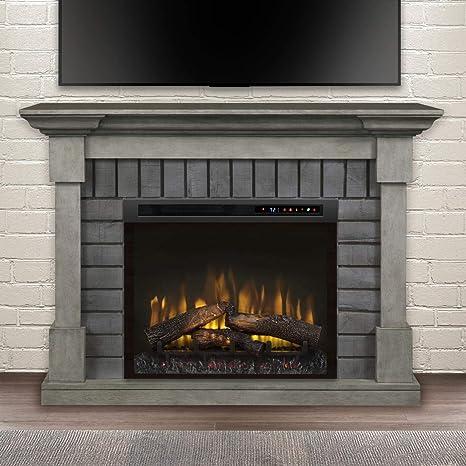 Pleasant Amazon Com Dimplex Electric Fireplace Media Console Tv Interior Design Ideas Helimdqseriescom
