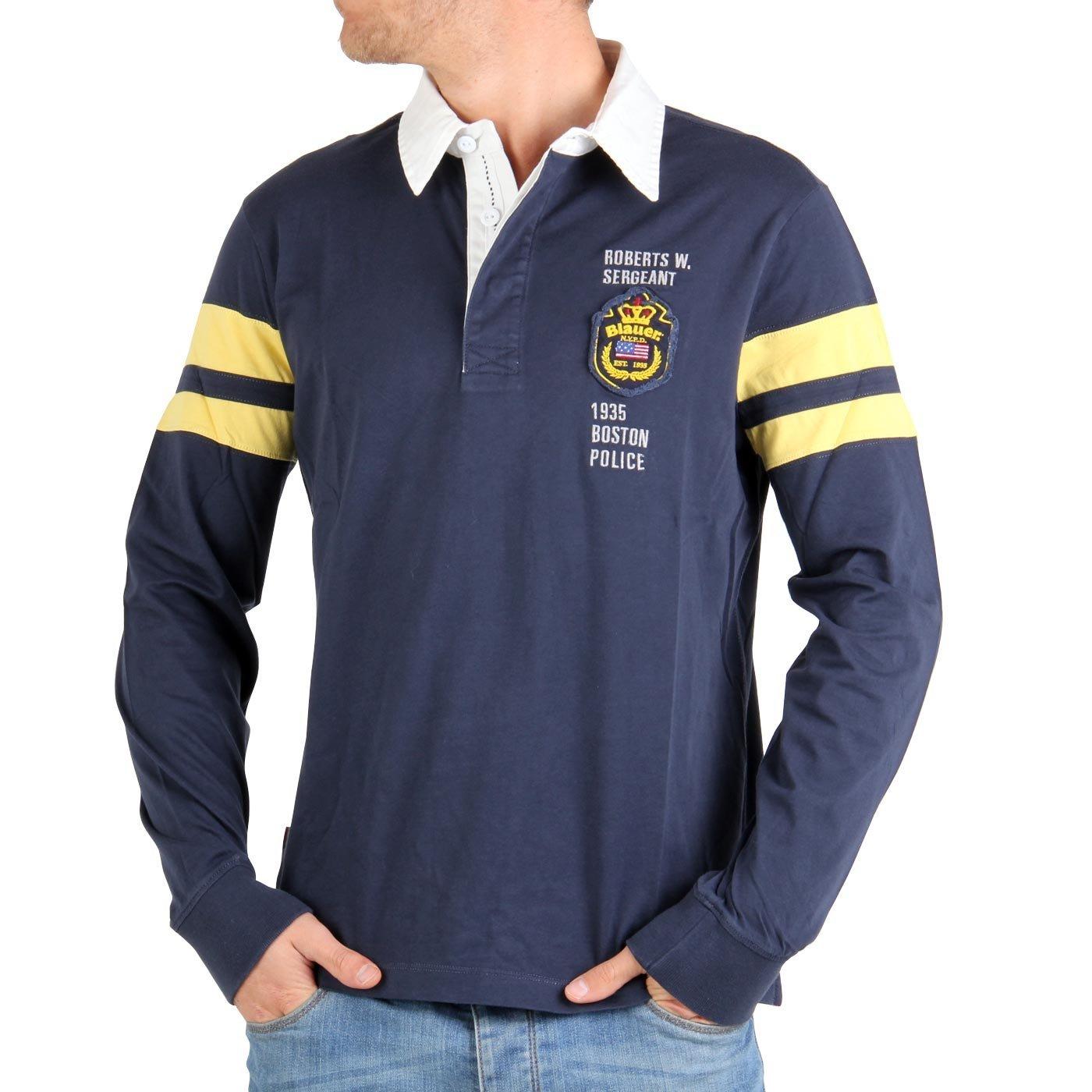 Blauer USA - Polo - para hombre azul X-Large: Amazon.es: Ropa y ...