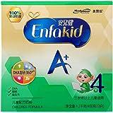 美赞臣(MeadJohnson) 安儿健儿童配方奶粉(3岁或以上.4段) 400克X3组合盒装