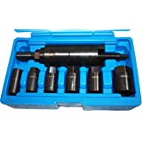 Suuonee Drive Shaft Puller,7pcs Metal Drive Shaft Puller Pulling Extractor Tool Removal Kit Fit for E32 E34 E36