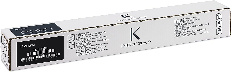 5x TONER sostituisce Kyocera tk-8335k tk-8335c tk-8335m tk-8335y CMYK