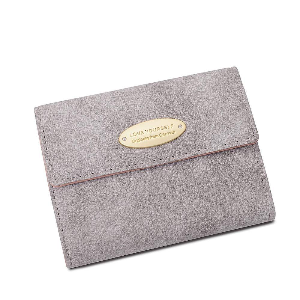 Blue Portefeuille Long Trustforever Porte-Monnaie Femme Fille PU Cuir Feuille Creux Handbag Party Bag Portefeuille dembrayage El/égant Rangements pour Cartes de Cr/édit