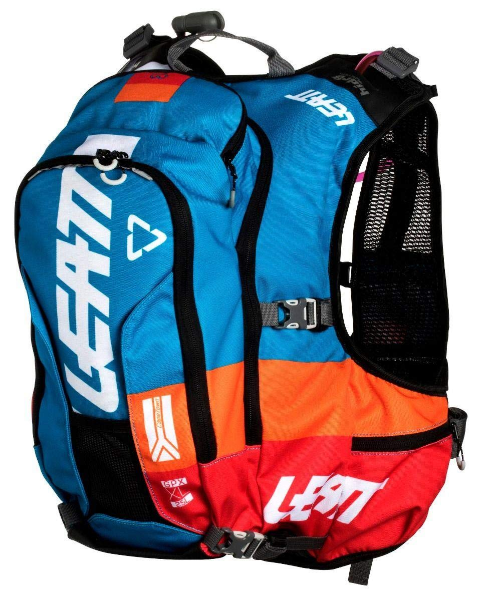Leatt Hydration GPX XL 2.0 Backpack Blue//White//X-Small//XX-Large