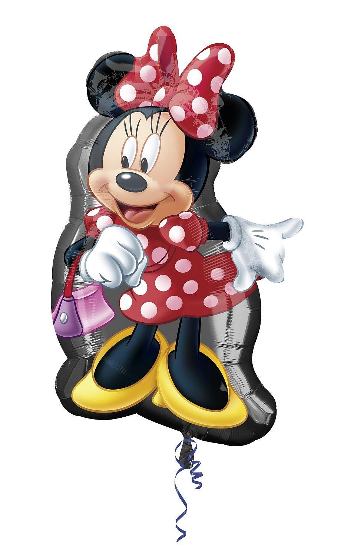 Anagram - Globo de helio con cuerpo de Minnie Mouse (2637401): Amazon.es: Juguetes y juegos