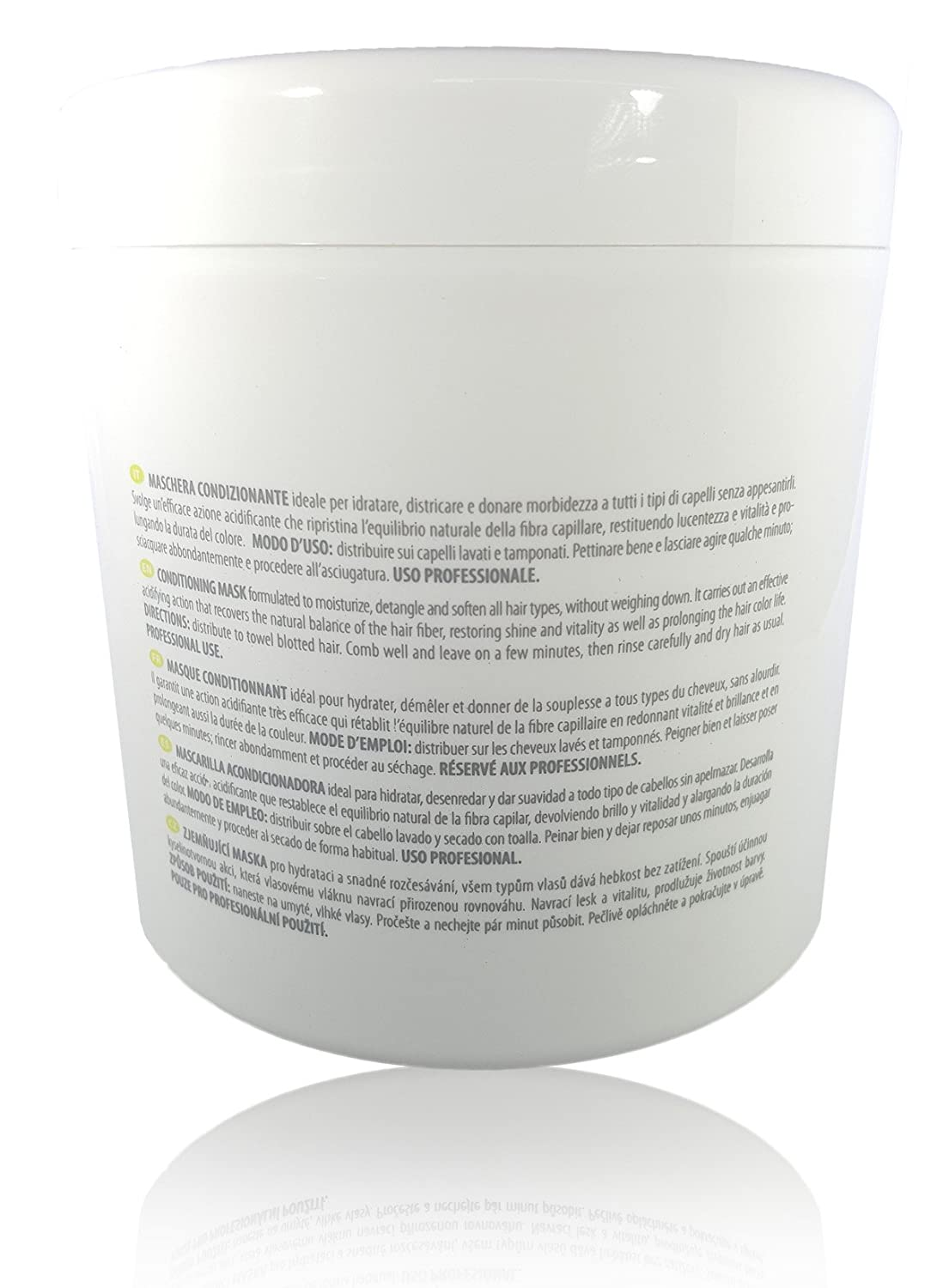 Amazon.com : Vitael Acidifying Conditioning Hair Mask For All Types of Hair 33.81 Fl. Oz : Beauty