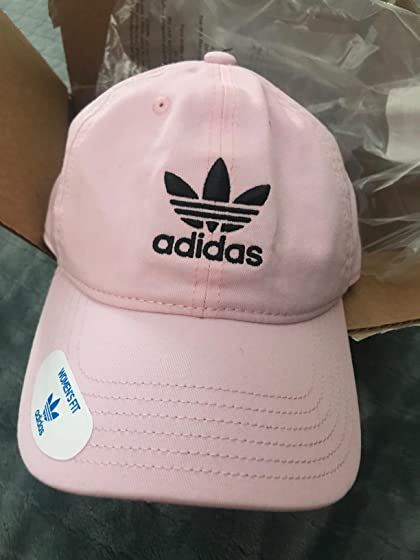 adidas Women's Originals Relaxed Fit Strapback Cap cute but mark