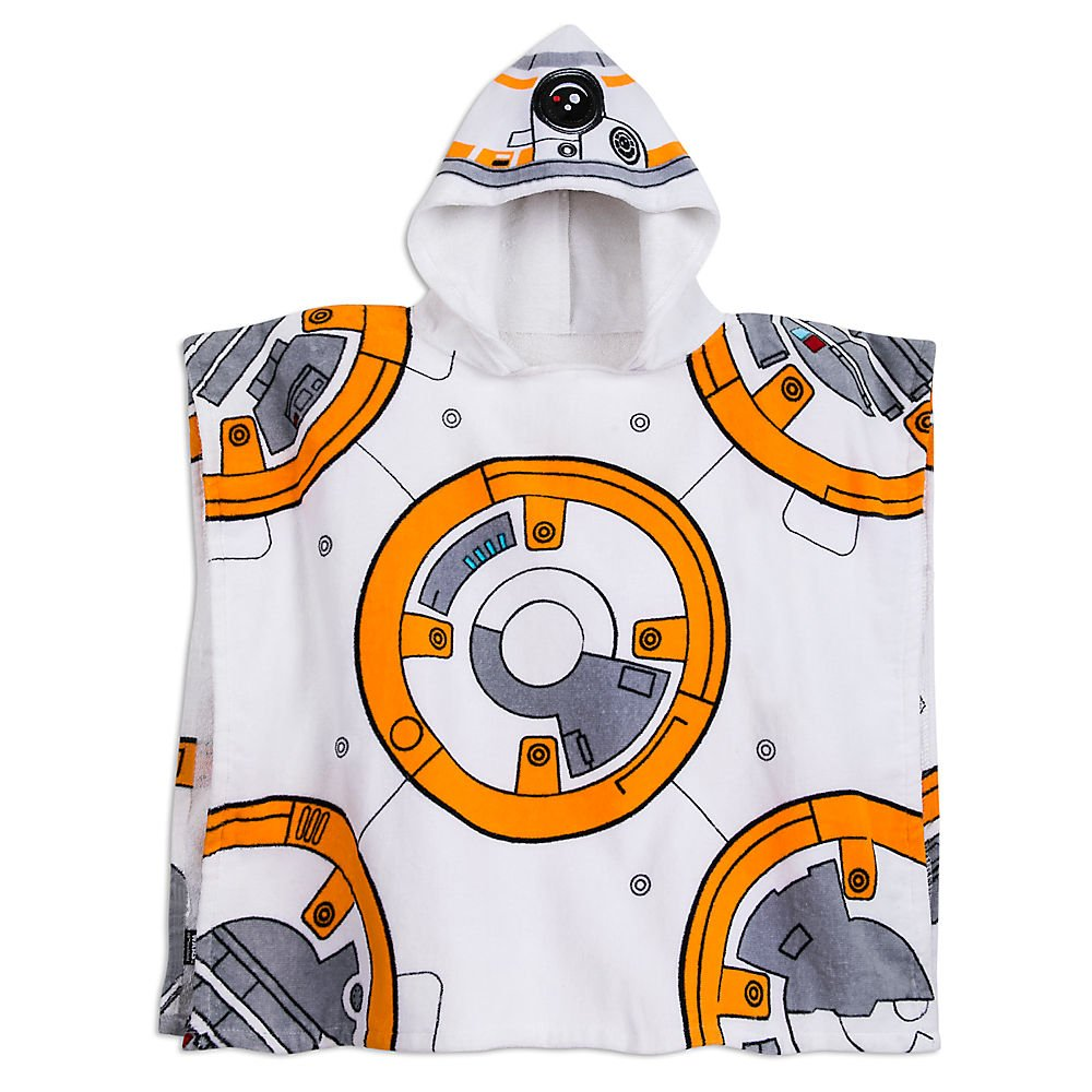 Star Wars BB-8 Hooded Towel for Kids by Star Wars